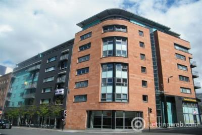 Property to rent in High Street, Merchant City, Glasgow, G1 1QN