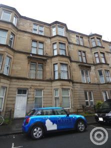 Property to rent in Bentinck Street, Kelvingrove, Glasgow, G3 7TS