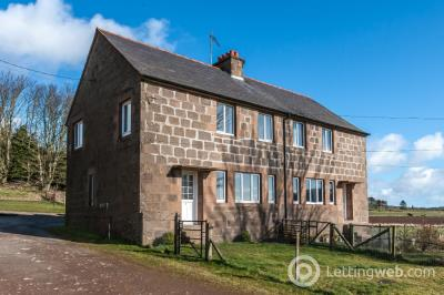 Property to rent in Cairnton Cottages, Fordoun, Laurencekirk, Aberdeenshire, AB30 1SN