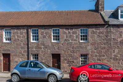 Property to rent in Arbuthnott Street, Stonehaven, Aberdeenshire, AB39 2JB