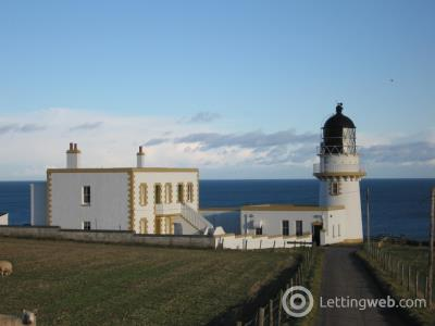 Property to rent in Todhead Lighthouse, Kinneff, Montrose, Angus, DD10 0TH