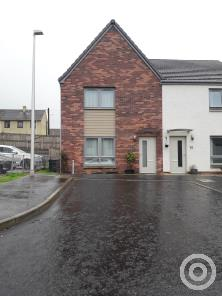 Property to rent in Milligan Place, Kincardine