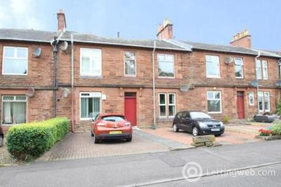Property to rent in 3b Fairyhill Road, Kilmarnock, KA1 1TA