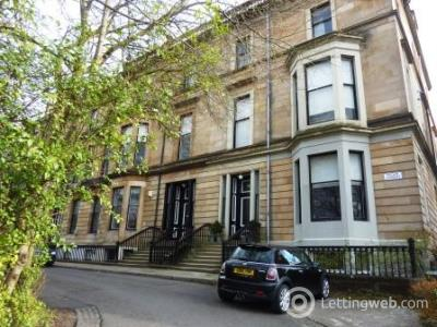 Property to rent in Crown Gardens, West End, Glasgow, G12