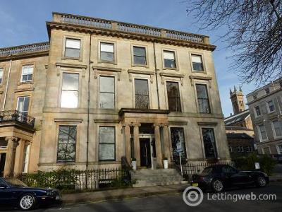 Property to rent in Claremont Terrace, Park, Glasgow, G3