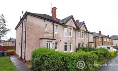 Property to rent in Ashby Crescent, Glasgow