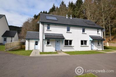 Property to rent in Silverknowe, Inchmagrannachan, By Dunkeld, Perthshire, PH8 0JS