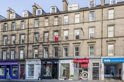 Property to rent in Haymarket Terrace, Edinburgh EH12