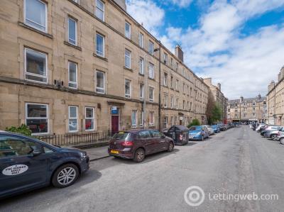 Property to rent in Wardlaw Street, Edinburgh, EH11