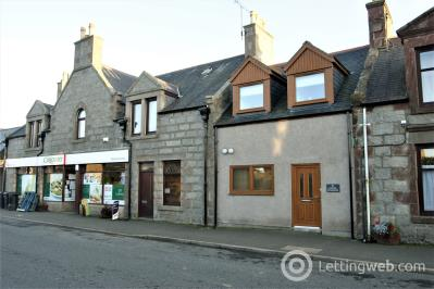 Property to rent in Main Street, Rothienorman, Aberdeenshire AB51