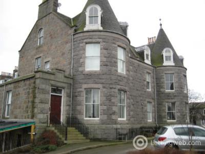 Property to rent in Flat  Sillerton House, Albyn Terrace, AB10