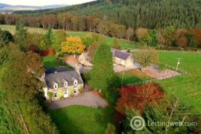 Property to rent in Dess, Aboyne, AB34