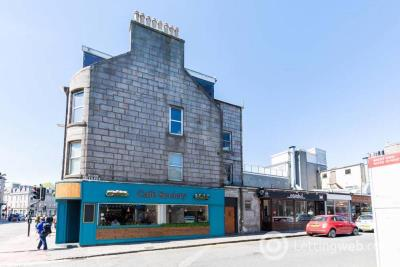 Property to rent in Rose Street, First Floor, AB10