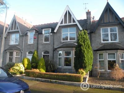 Property to rent in Woodstock Road, Aberdeen, AB15