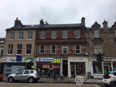 Property to rent in 10 High Street, Peebles