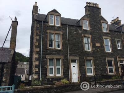 Property to rent in 24a Damdale, Peebles