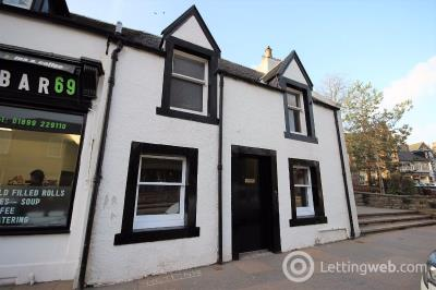 Property to rent in High Street, Biggar, ML12