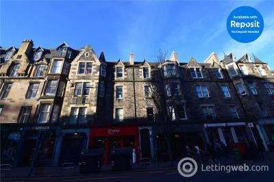 Property to rent in Forrest Road, Old Town, Edinburgh, EH1