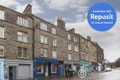 Property to rent in Montrose Terrace, Abbeyhill, Edinburgh, EH7