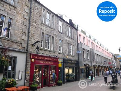 Property to rent in Rose Street, New Town, Edinburgh, EH2