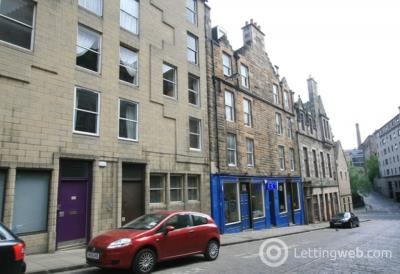 Property to rent in 55/3 Blackfriars Street, Edinburgh, EH1 1NB
