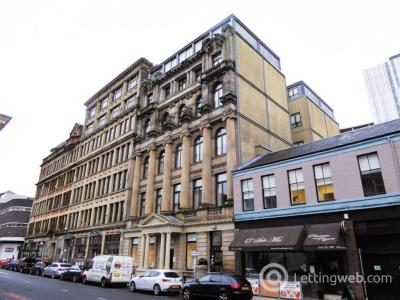 Property to rent in 38A Bath Street, Glasgow, G2 1HG