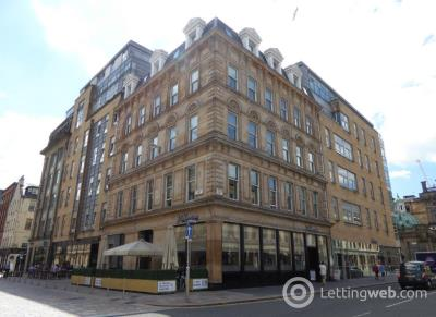 Property to rent in Flat 55 The Palazzo Building, 103 Hutcheson Street, Glasgow, G1 1SN