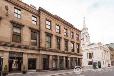 Property to rent in The Italian Centre, 166 Ingram Street, Glasgow, G1 1DN