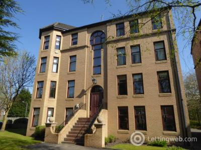 Property to rent in Hughenden Gardens, Hyndland, Glasgow G12 9XW