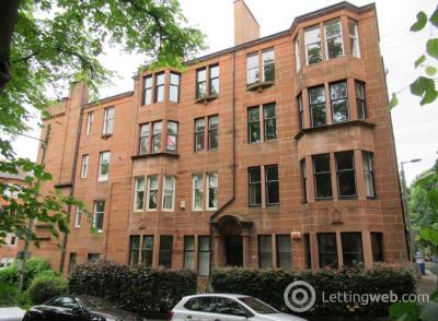 Property to rent in 68 Queensborough Gardens, Hyndland, Glasgow G12 9TU