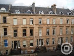 Property to rent in Park Circus Place 9D