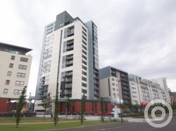Property to rent in flat 8/3 at  1 Meadowside Quay Square