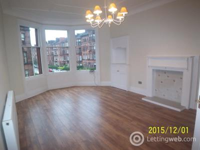 Property to rent in 66 Novar Drive flat 1/2