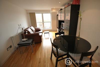 Property to rent in Watson Street, Merchant City, GLASGOW, Lanarkshire, G1