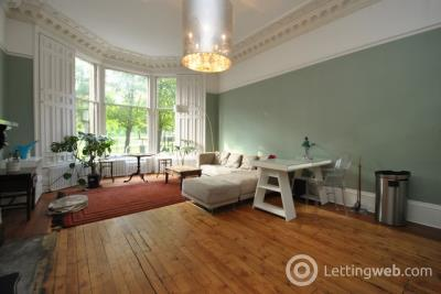 Property to rent in Athole Gardens, Dowanhill, GLASGOW, Lanarkshire, G12
