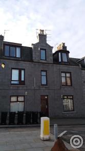 Property to rent in 48 Baxter Street, Top Floor Left, Aberdeen