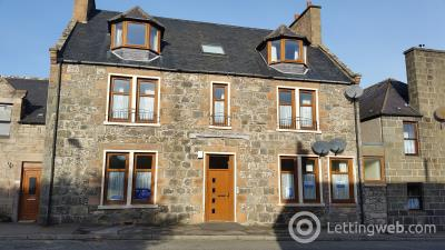 Property to rent in Flat 1, Richmond, South Road, Rhynie, Aberdeenshire