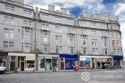 Property to rent in Rosemont Viaduct, Aberdeen