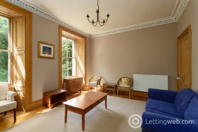 Property to rent in Gladstone Terrace, Marchmont, Edinburgh