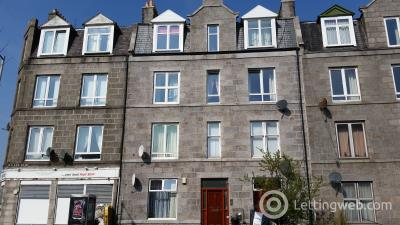Property to rent in 142H Walker Road, Aberdeen