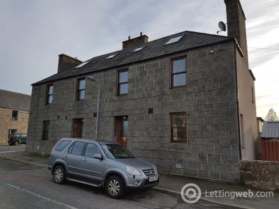 Property to rent in The Square, Rhynie, Huntly