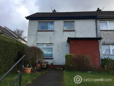 Property to rent in Dewar Avenue, Lochgilphead