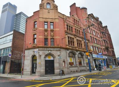 Property to rent in Hanover Street, Manchester