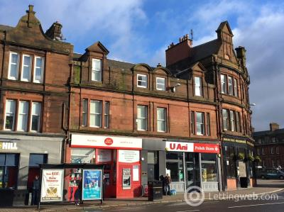 Property to rent in 45A Burns Statue Square, Ayr, South Ayrshire, KA7
