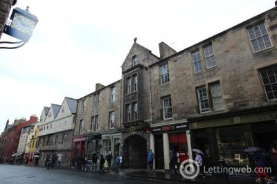 Property to rent in Canongate, Sugarhouse , Edinburgh, EH8 8