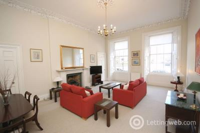 Property to rent in GF Drummond Place, Edinburgh
