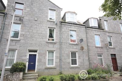 Property to rent in Richmond Terrace, Aberdeen, AB25 2RQ