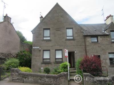 Property to rent in The Ha'en, Forfar, DD8