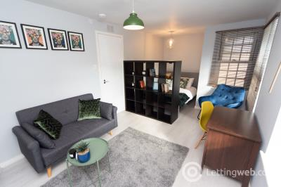Property to rent in Studio flat at King Street near the Uni