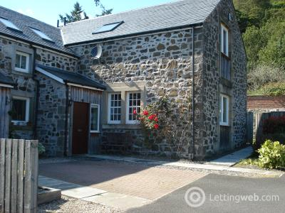 Property to rent in 1 Glencarse Home Farm Cottages, Glencarse, Perth PH2 7LF